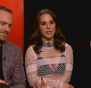 "Erik Hayser y Kate del Castillo protagonizan ""Ingobernable"""