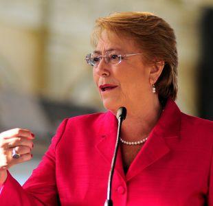 Presidenta Bachelet se reinscribe como militante en el PS