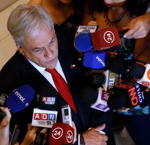 Piñera compromete participación de partidos en su campaña presidencial y programa de gobierno
