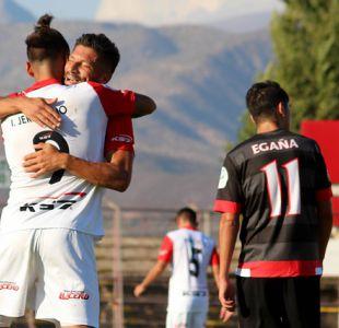 [VIDEO] Goles Primera B fecha 9: San Felipe se impuso a Copiapó en Aconcagua
