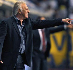 """Susto en el fútbol argentino: """"Coco"""" Basile internado tras sufrir ACV"""