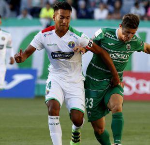 Deportes Temuco y Audax Italiano reparten puntos y se estancan en el Clausura