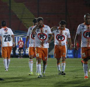 Tabla Acumulada: Cobresal sufre y sigue en zona de descenso tras fecha 7 del Clausura