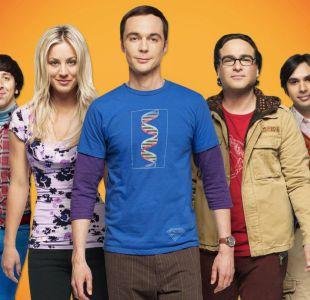 """Los protagonistas de """"The Big Bang Theory"""""""