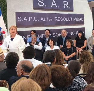 Bachelet anuncia envío de proyecto que crea licencia médica para padres con hijos enfermos graves