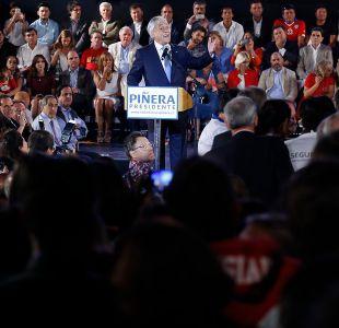 Adherentes políticos de Piñera destacan postura entre sus negocios y carrera presidencial