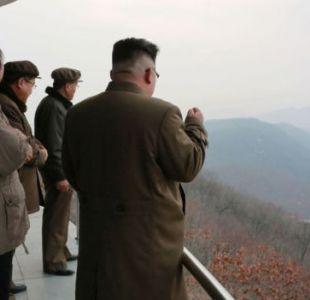 Corea del Norte realiza una prueba fallida de lanzamiento de misiles