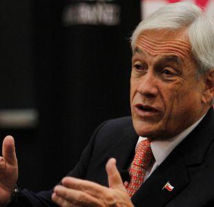 Piñera: Ni Lagos ni Guillier representan el camino que Chile debe recorrer