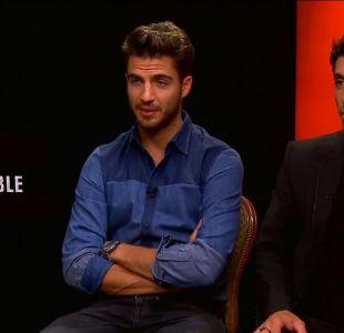 Ingobernable: Maxi Iglesias y Alberto Guerra anticipan el estreno de la nueva serie de Netflix