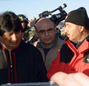 Ministro de Defensa boliviano se niega a pedir disculpas tras rechazo de visa