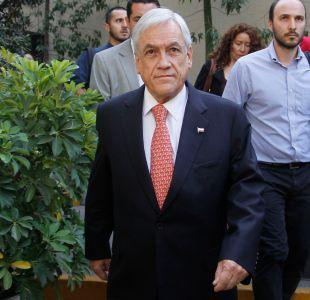 Piñera anuncia que sus hijos también tomarán medidas de fideicomiso