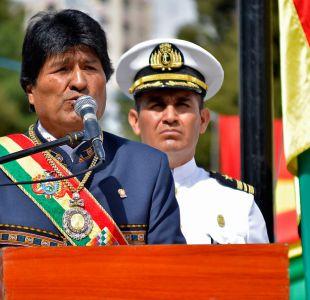 Evo Morales acusa violaciones al derecho internacional en detención de funcionarios bolivianos