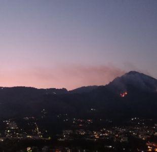 El Salvador declara alerta amarilla por incendios forestales