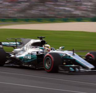 Hamilton da el primer golpe en la Fórmula 1 al lograr pole en el Gran Premio de Australia