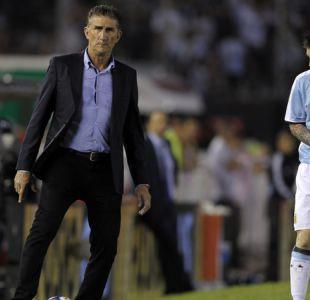 Edgardo Bauza da explicaciones por su curioso análisis tras triunfo de Argentina ante Chile