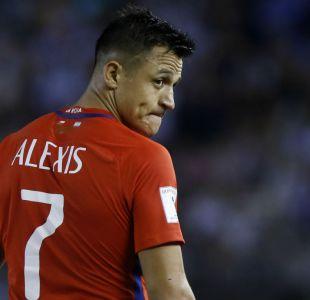 Alexis Sánchez es multado por Carabineros por manejar a exceso de velocidad