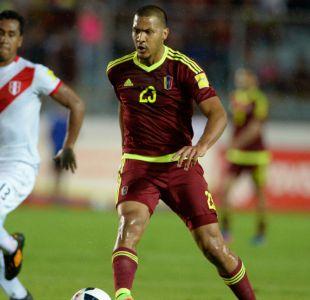 Salomón Rondón y duelo ante Chile: Hay que tener cuidado con sus jugadores
