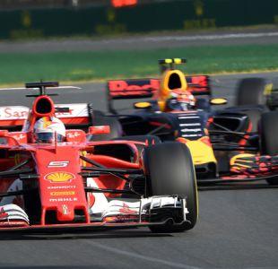 Fórmula 1: Vettel y Ferrari sorprenden a Mercedes en el Gran Premio de Australia