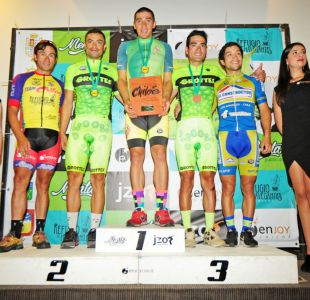 José Luis Rodríguez triunfa en la Vuelta Ciclista a Chiloé