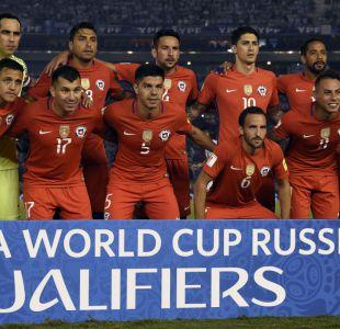 ¿A qué hora juega Chile?: Mira la programación de la fecha 14 de las Clasificatorias