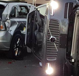 El desastroso accidente que frenó el sueño de Uber de crear autos sin conductor