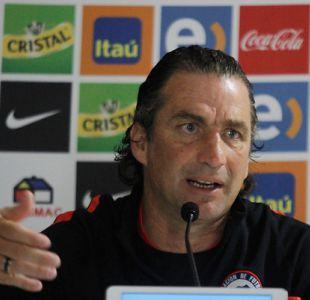 [VIDEO] Revive la conferencia de prensa de Juan Antonio Pizzi en La Roja