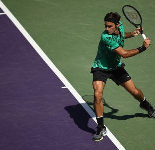 Roger Federer elimina a Del Potro y avanza a octavos en el Masters 1000 de Miami