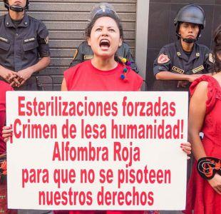 Las amargas historias de las víctimas de las esterilizaciones forzadas en el gobierno de Fujimori