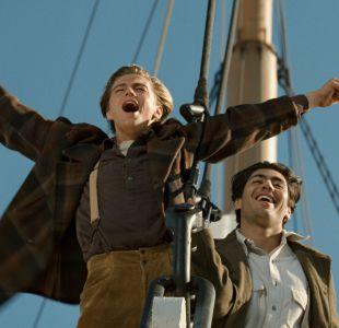 [VIDEO] Actor de Titanic e icónica canción de la película con Céline Dion: No puedo escucharla