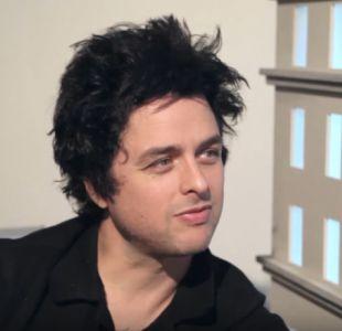 "Vocalista de Green Day compara a Donald Trump con ""Voldemort"" de Harry Potter"