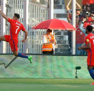 """Goleador histórico de """"La Roja"""": Alexis Sánchez alcanza a Marcelo Salas en el registro"""