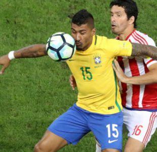 [Minuto a Minuto] El líder Brasil apabulló a Paraguay por Clasificatorias