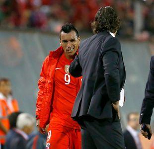 """Esteban Paredes cuenta su secreto tras anotar doblete en victoria de """"La Roja"""""""