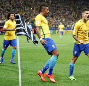 Brasil se afianza en el liderato al vencer a Paraguay por Clasificatorias Sudamericanas