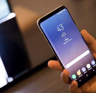 Samsung presentó su modelo S8