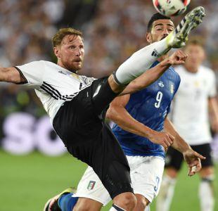 Defensor se convierte en la primera baja de Alemania para la Copa Confederaciones