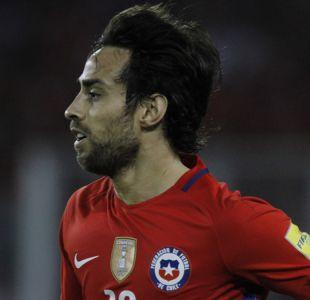 """Jorge Valdivia destaca a Chile: """"Está dentro de las selecciones más fuertes en el mundo"""""""