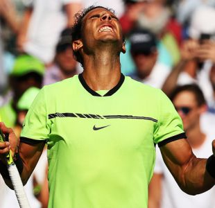Rafael Nadal avanza a semifinales del Masters 1000 de Miami tras derrotar a Sock