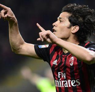 [VIDEO] Eligen gol de Matías Fernández como el mejor de marzo en AC Milan