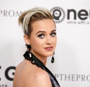 Katy Perry se suma a Sheeran y Radiohead para festival de Glastonbury