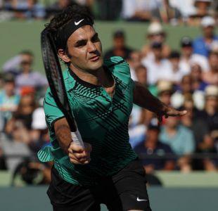 Federer vence al checo Berdych y avanza a semifinales del Masters 1000 de Miami