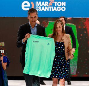 Estos son los mapas y datos para vivir la Maratón de Santiago 2017