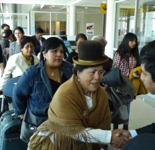 Madres y familiares de bolivianos detenidos piden reunirse con Bachelet