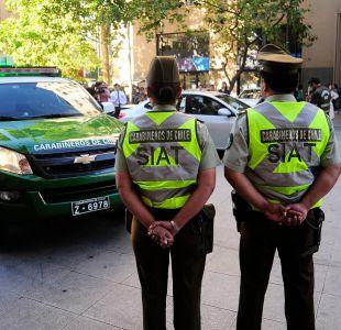 Accidente vehicular deja tres personas fallecidas en Melipilla