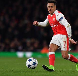 [Minuto a Minuto] Alexis titular y Bravo a la banca en duelo entre Arsenal y Manchester City