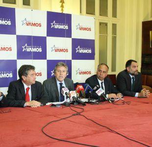 Chile Vamos anuncia rechazo a fórmula constituyente de La Moneda