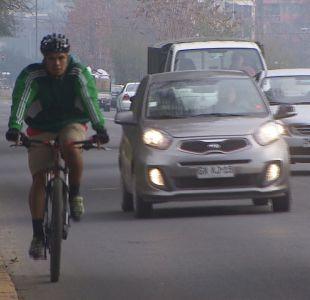 [VIDEO] ¿Cuál es el medio de transporte más rápido para moverse en Santiago?