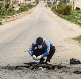 Consejo de seguridad de ONU se reúne por denuncias de ataque con armas químicas en Siria