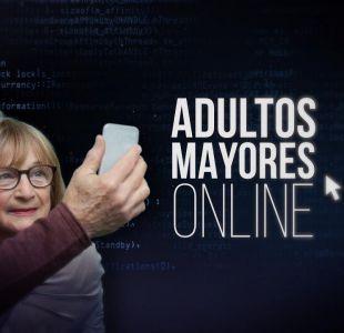 Reportajes T13: el mundo de los ciber-abuelos, los adultos mayores online