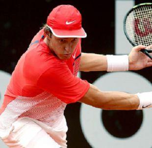 Nicolás Jarry supera la primera ronda de la qualy de Roland Garros tras abandono de rival
